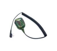 Remote Speaker Microphone (army green)