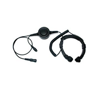 Adjustable Big-circle Laryngeal Vibration Earpiece